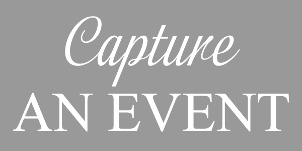 Capture an event